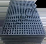 1000x1500x18mm Delikli Buzağı Yatağı
